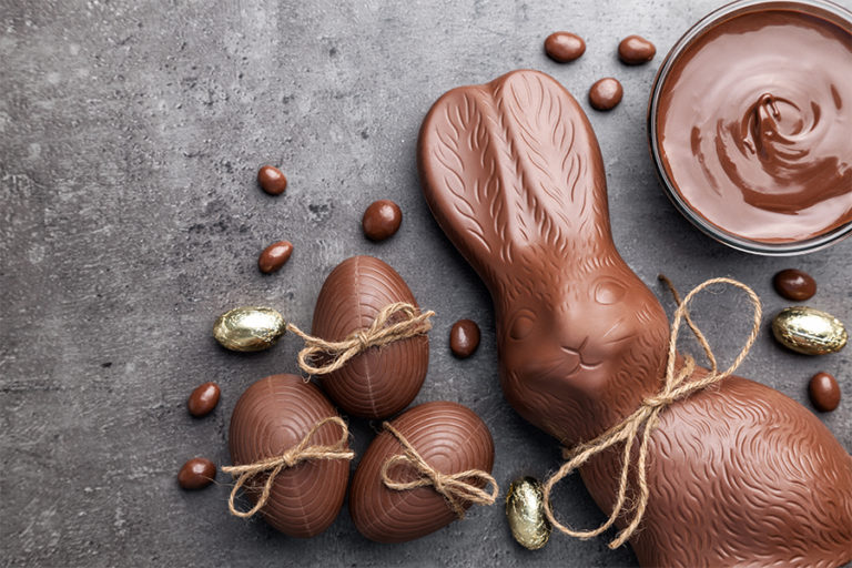 The healthy way to enjoy Easter chocolate
