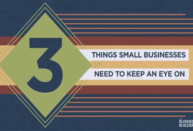News You Can Use: 3 Things SMBs need to know in order to prosper