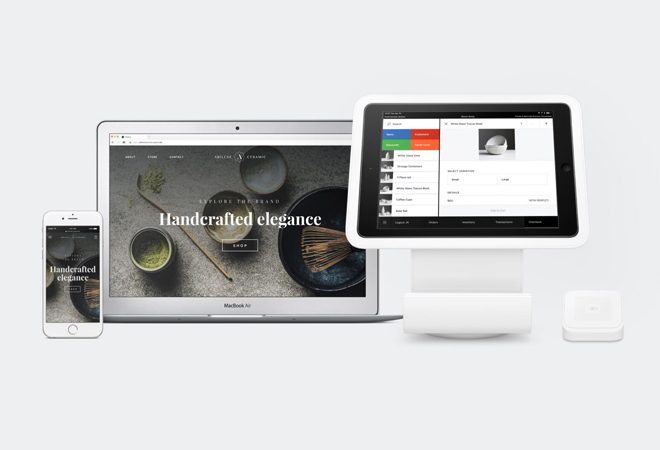 Square launches new online store to bring eCommerce to SMBs