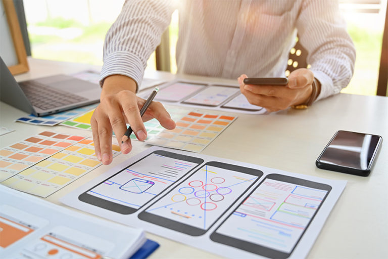 Carefully curated: Why website design should be a top priority when taking your business online