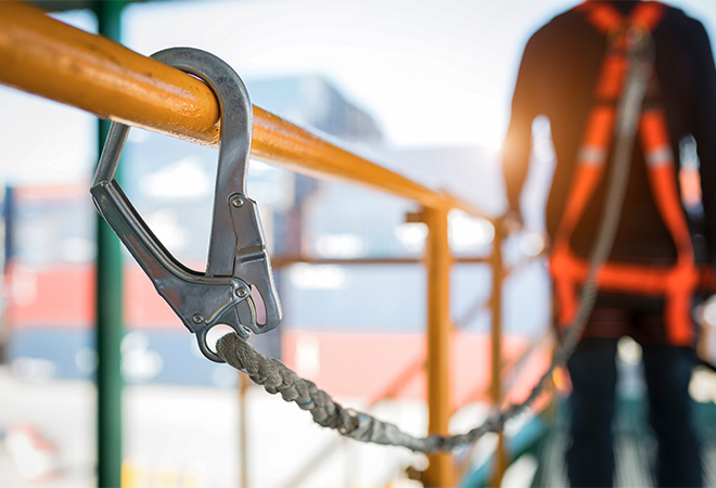 5 steps to better workplace safety