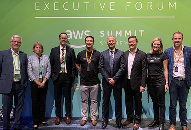 Swinburne and AWS partner to deliver data for social good