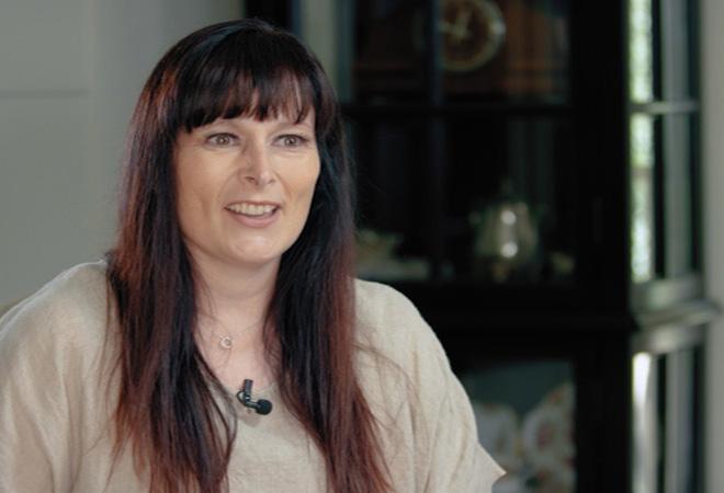 Homeware designer Karen Miles gets advice on organisational structure from Disruptex