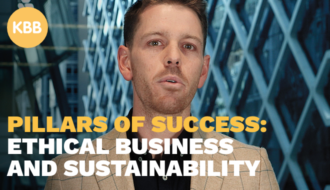 Pillars of success - ethical business