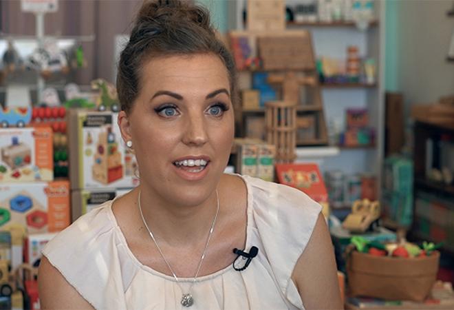 Entrepreneur in the Spotlight: Pippa Buxton