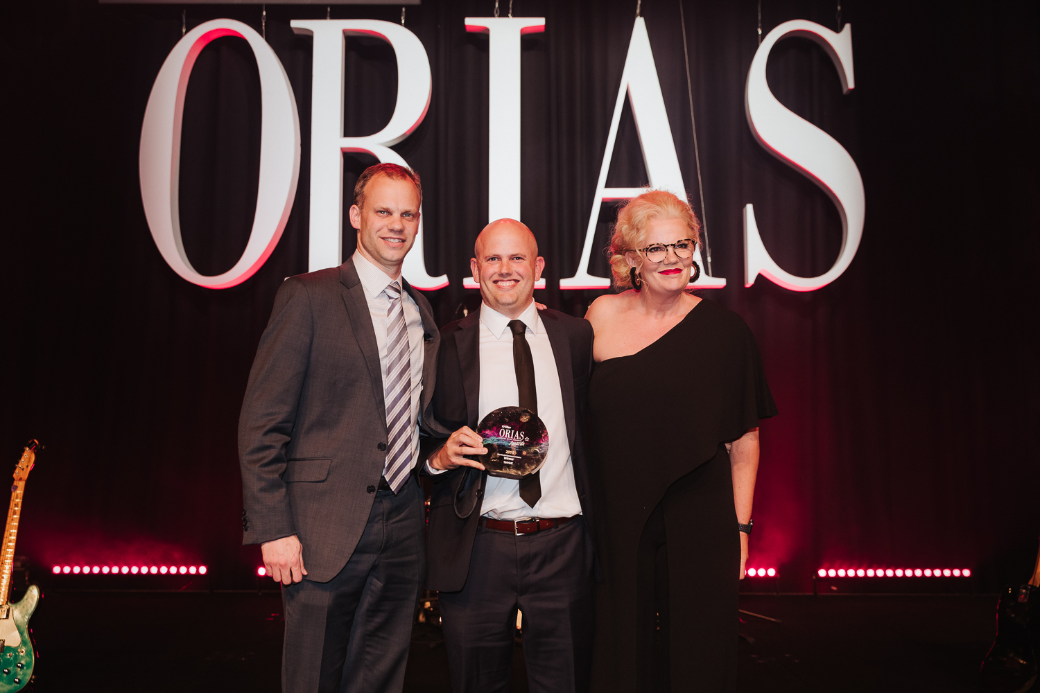 Showpo comes up trumps at this year's ORIAS