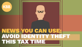 Avoid identity theft this tax time