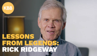 LESSONS FROM LEGENDS KBB: RICK
