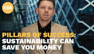 PILLARS OF SUCCESS: sustainability