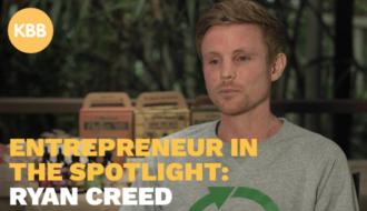 Entrepreneur in the spotlight - Ryan Creed