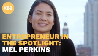 Entrepreneur in the spotlight: Mel Perkins