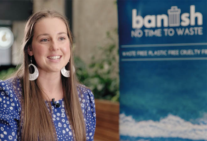 Banish gets business planning help from NAB