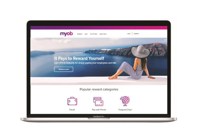 MYOB rewards to bring 'joyful moments' to small business
