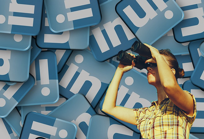 4 steps to find potential clients on LinkedIn