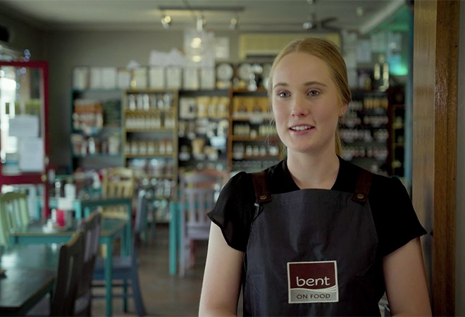 Bent On Food: local, sustainable and tastes great too!