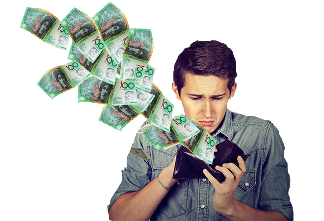 Xero reports pay day splurging leading to 'payphoria' and overspending