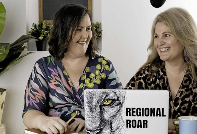Listen: Meet Regional Hero, Regional Roar
