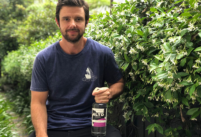 Local barman brings Australian flavours to non-alcoholic drinks range