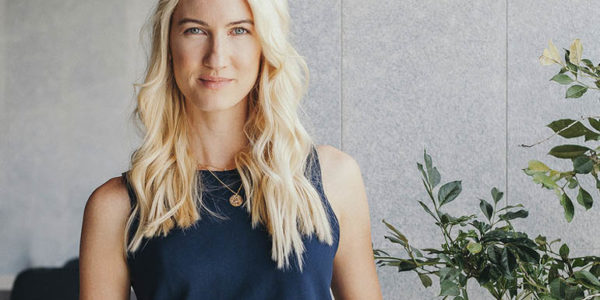 Meditation is what keeps this former fashionista on track