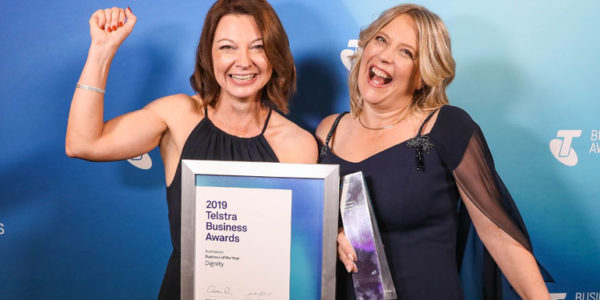 It's time to nominate for the Telstra Business Awards